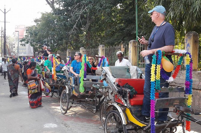 Private Tour - Madurai Half Day City Sightseeing with Rickshaw Ride