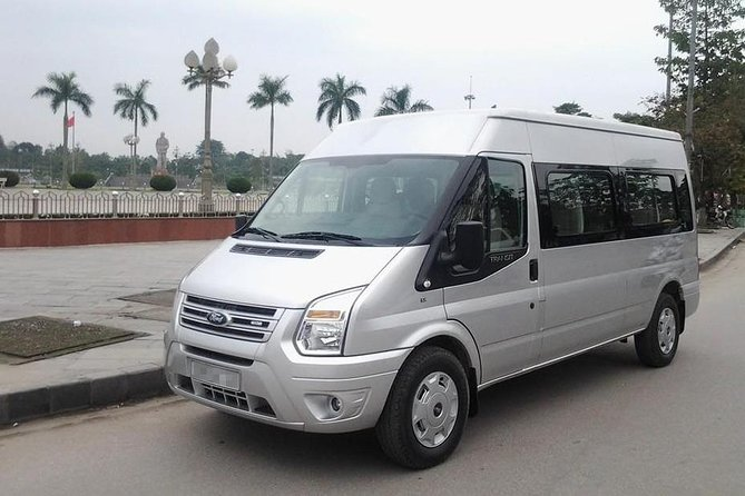 Nội Bài International Airport Private Transfer to city centre