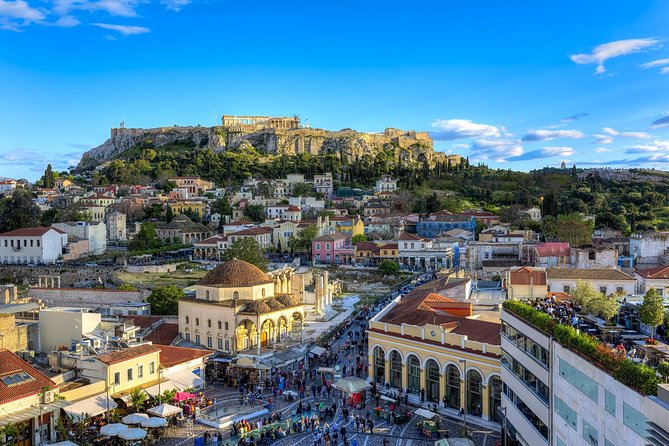 Private Tailor-Made Half-Day Athens Sightseeing Tour