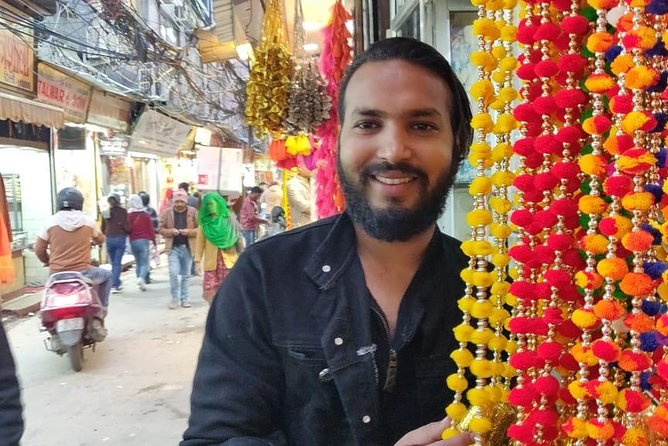 Old Delhi Tour by foot & tuk tuk. Meal & Snack included. photo 17