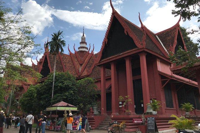 9hr Classic Phnom Penh Private Tour