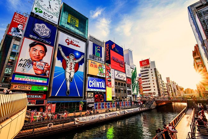Osaka Dotonbori Daytime Food Tour