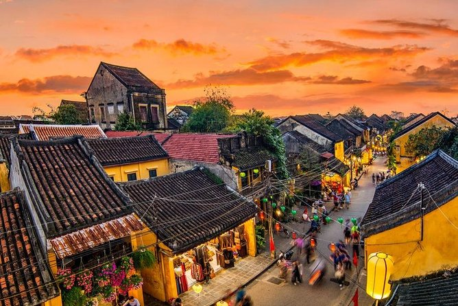 Hoi An old town walking tour