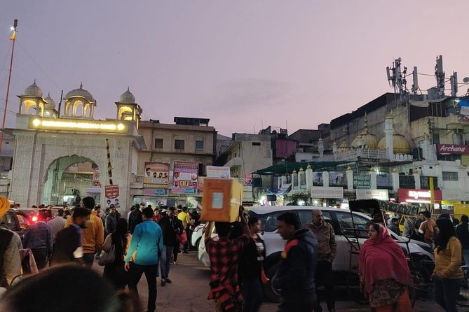 Old Delhi Tour by foot & tuk tuk. Meal & Snack included. photo 7