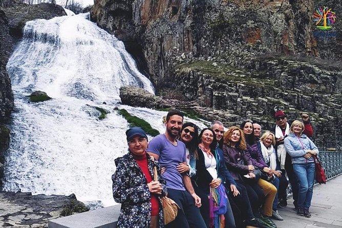 Day trip:Lake Sevan,Noratus,Selim Pass,LUNCH, Jermuk( rope way)Hin Areni winery
