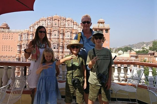 Explore Culture & Religions in Jaipur with a local - Private 4Hrs Tour in AC Car