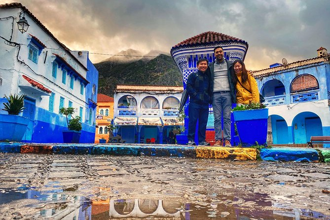 Chefchaouen & Tangier Full-Day Excursion (From Tangier)