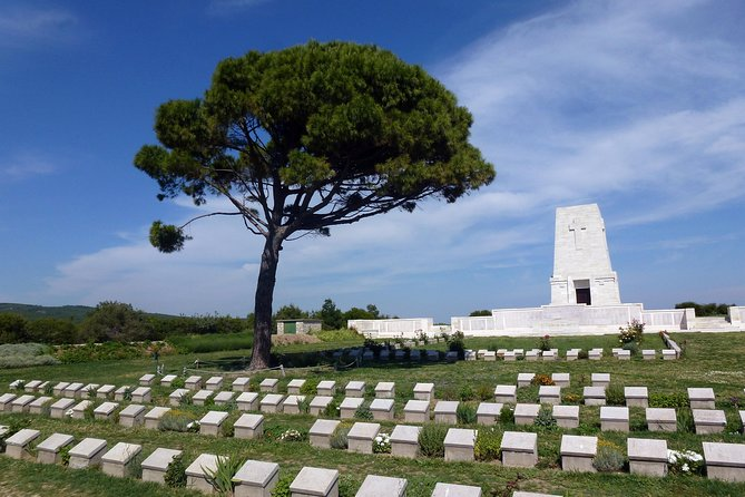 Gallipoli Tour from Çanakkale - Lunch Included