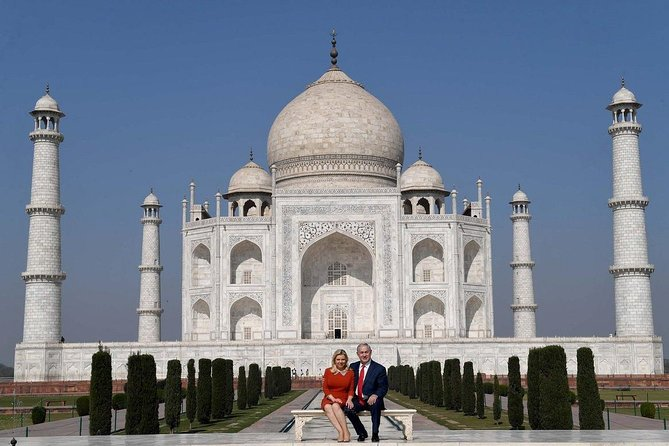 Same Day Agra Tour from Jaipur