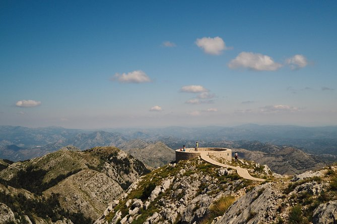 History of Montenegro - Private Cetinje and Lovcen national park tour