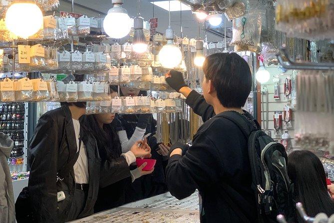 Dongdaemun Shopping and making K-style Jewelry