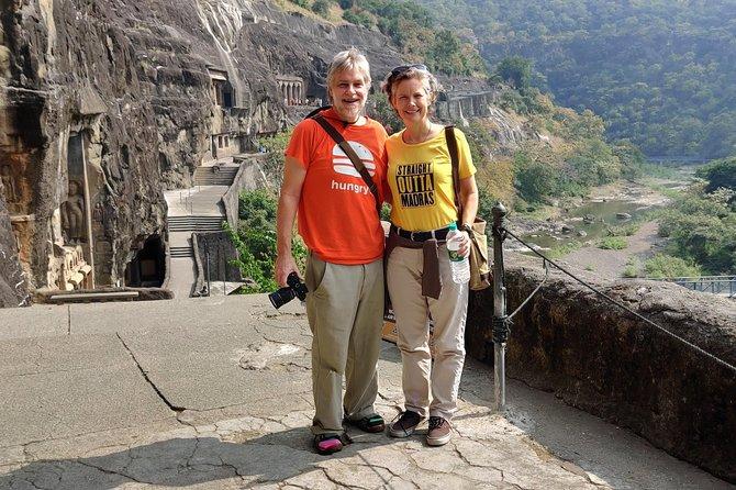 Ajanta Ellora Caves Combo- 2 Day Guided Tour