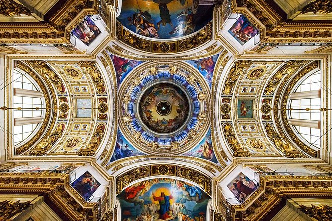 Private tour of the three best cathedrals of St. Petersburg photo 9