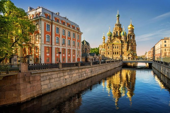St. Petersburg Private Tour: Сity Tour + Three Cathedrals + Hermitage Museum