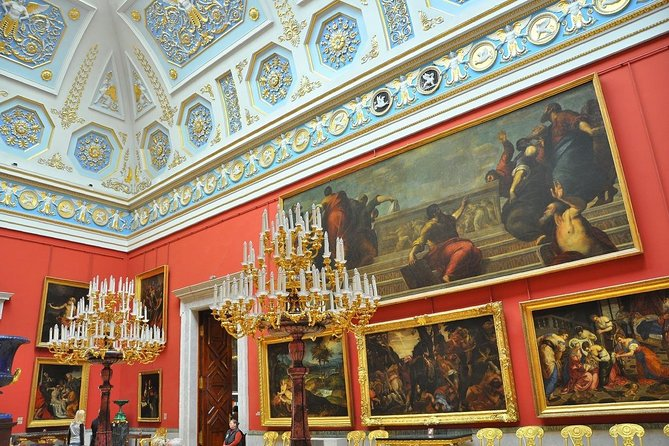 St. Petersburg Join-in Tour: Сity Tour + Peterhof and Catherine's Palace photo 7
