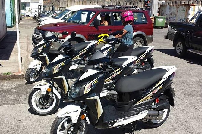 Aluguer de Scooters / Scooters Rental