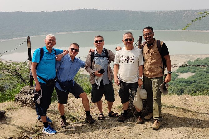 Day Tour to Lonar Crater