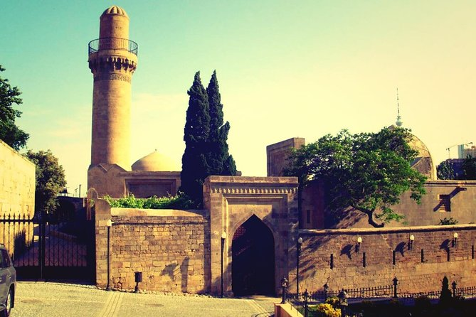 Tour package: 3 days in Baku