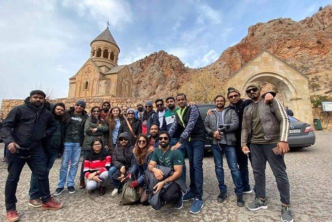 Private Tour: Khor Virap, Noravank, Jermuk waterfall, Hin Areni winery