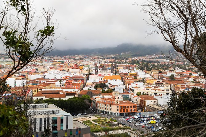 Private 4-hour Tour to UNESCO Heritage La Laguna from Tenerife with driver/guide