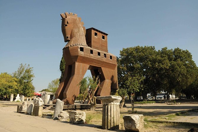 Full Day Troy & Gallipoli Tour ( From Canakkale )