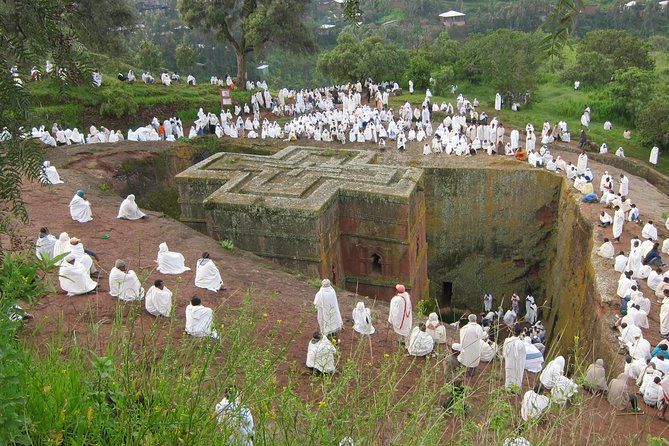 Rock Churches of Lalibela Guided Tour