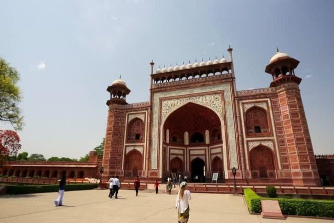 Same Day Taj Mahal Tour With Agra Fort With Guide
