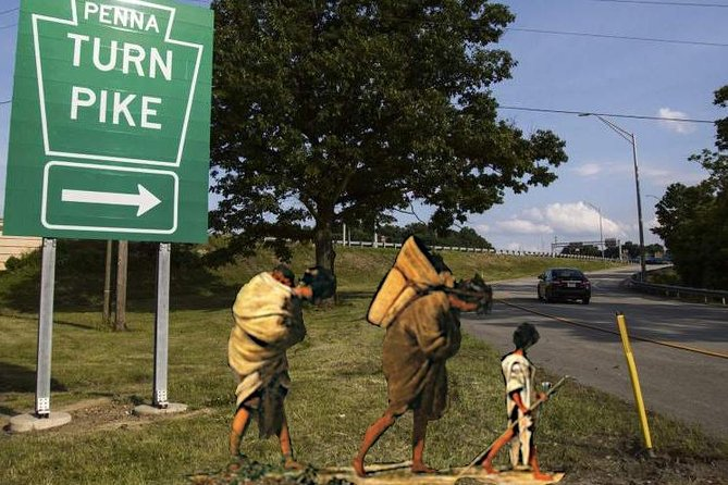 Eastbound Pennsylvania Turnpike: End boredom with part 4 of an audio drive