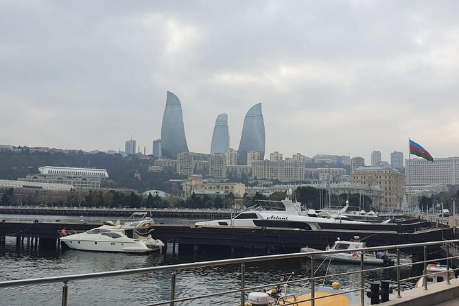 Baku Half Day City tour Private