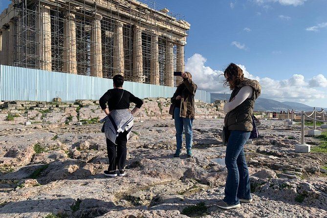 Athens All Included: Acropolis and Museum In a Cultural Guided Walking Tour