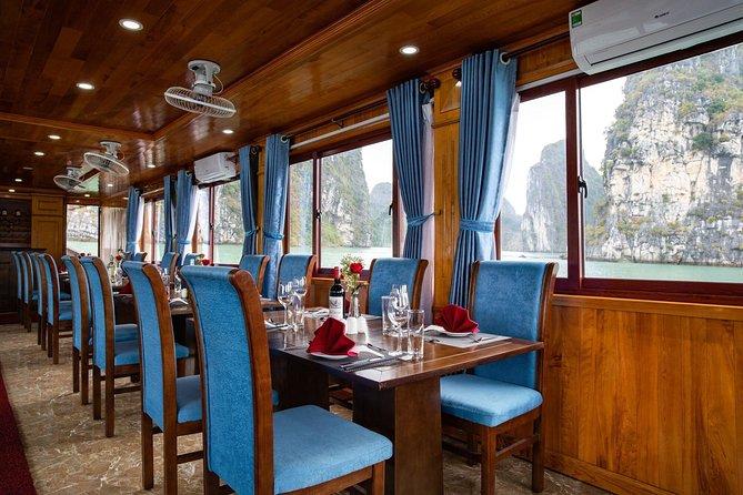 Estella Premium Cruise - Premium Day Cruise in Ha Long Bay-Lan Ha Bay (Full Day)