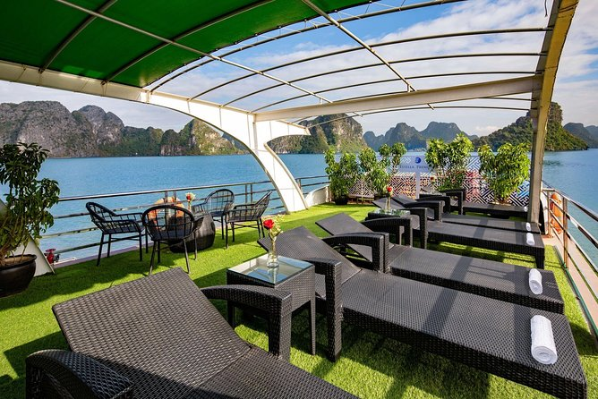 Estella Premium Cruise - Premium Day Cruise from Tuan Chau Island ( Ha Long Bay)