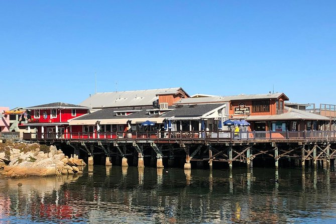 Monterey State Historic Park and Fisherman's Wharf: A seaside audio walking tour