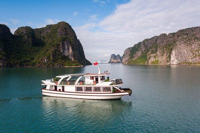 Estella Premium Cruise - Premium Day Cruise from Tuan Chau Island ( Ha Long Bay)