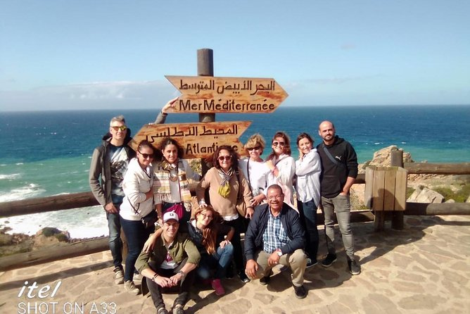 Shared day tour of Tangier