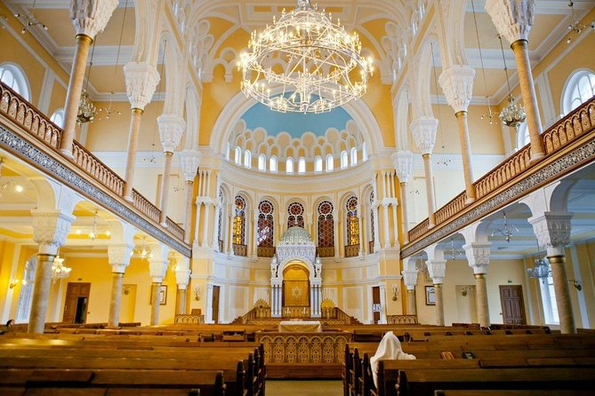 Private Tour: Grand Choral Synagogue and Ethnography Museum (Jewish Section) photo 7