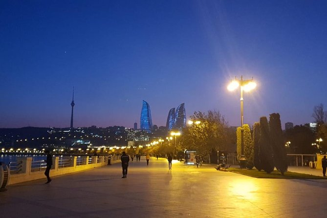Baku Half Day City tour Private