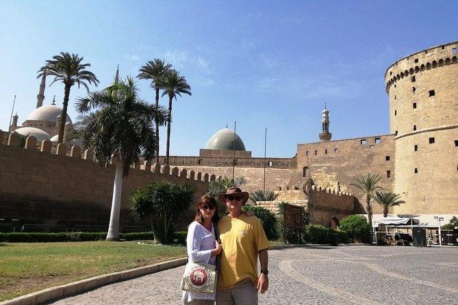 Egyptian museum Coptic hanging church and Islamic Cairo