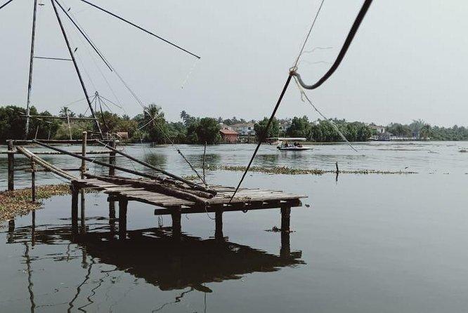 Kochi Backwater Experience including transfer by Tuk Tuk