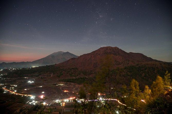 Mount batur sunrise tour without trekking