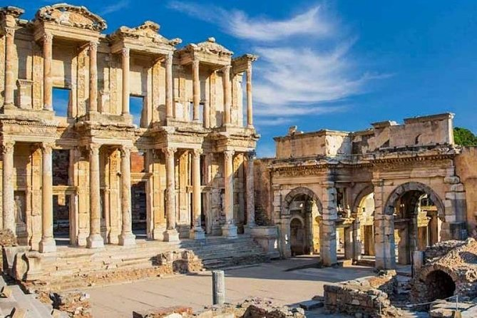 Private Ephesus and The House of Virgin Mary Tour From Kusadasi Port / Hotels