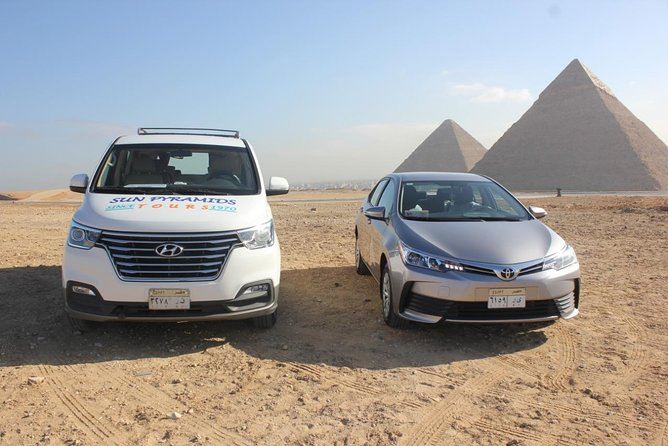 Private Transfer from Cairo Airport to Cairo Hotels