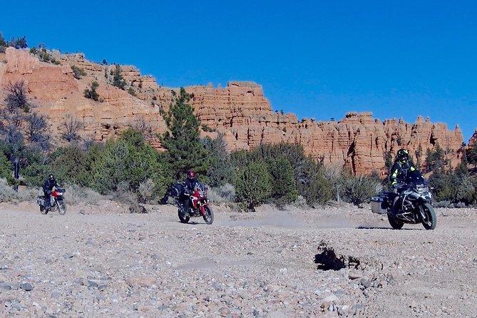Adventure Motorcycle Rentals in Utah
