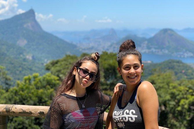 Floresta da Tijuca e passeio pelo Jardim Botânico de Trip in Rio.