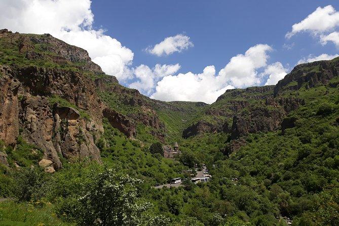 Garni Temple – Jeep drive to Garni Gorge - Geghard Monastery