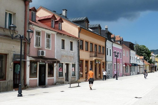 Cetinje 1 hour Private Walking Tour