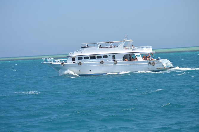 Giftun Island VIP with water sport & Snorkeling Sea Trip - Hurghada photo 28