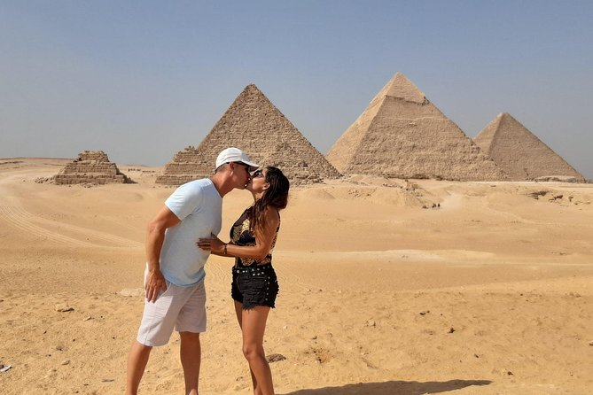 Half Day Tour To Giza Pyramids,sphinx,camel Ride,coptic Cairo,lunch Included