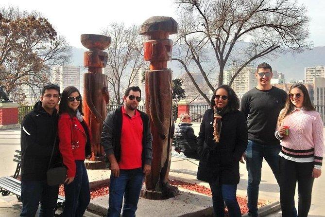 Santiago de Chile private city tour.