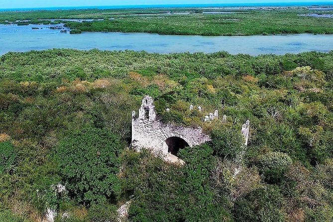 Boca Iglesia Mangrove Adventure (Costa Mujeres)